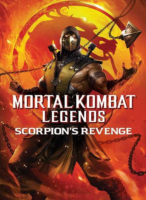 دانلود انیمیشن افسانه مورتال کامبت Mortal Kombat Legends 2020