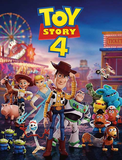 اسباب بازی ۴ | Toy Story 4 2019 BluRay