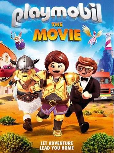 انیمیشن پلی موبیل Playmobil The Movie با دوبله فارسی